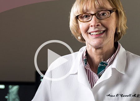 Avice O'Connell, MD talks about the next level of mammography