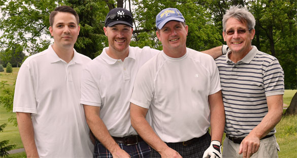 19th Annual Yarger Memorial Golf Scramble is Above Par