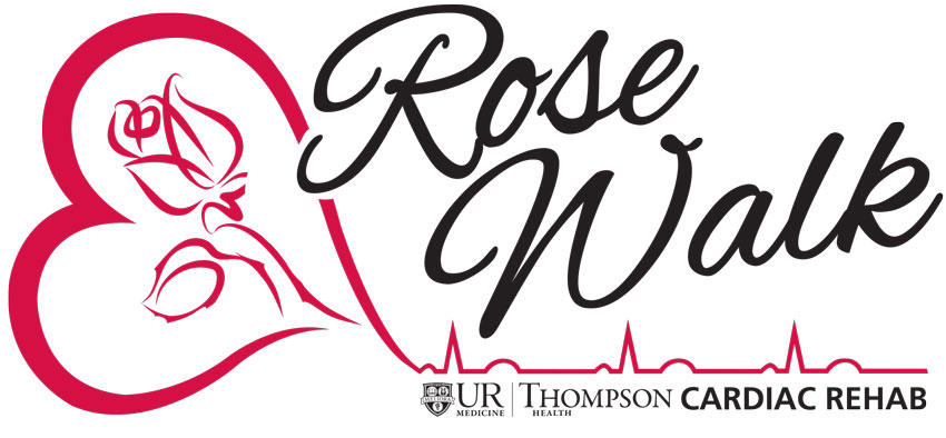 Rose Walk for Thompson Helath Cardiac Rehab