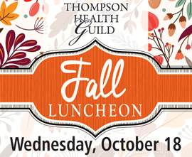 Thompson Guild  Fall Luncheon