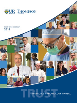 2016 Annual Report to the Community
