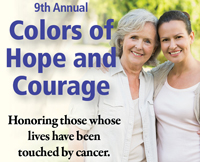9th Annual Colors of Hope and Courage
