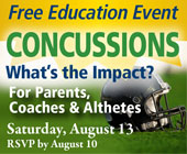 Concussion Education Event