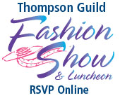 Thompson Health Guild Fashion Show and Luncheon