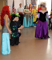 CA Players present The Little Mermaid
