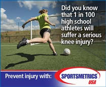 Thompson Health Sportsmetrics, , prevent injury. for high school athletes