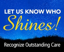 Let Us Know Who Shines