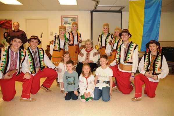 Ukrainian heritage celebration