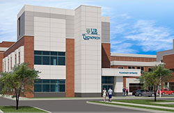 Construction has started on the new ICU at F.F. Thompson Hospital