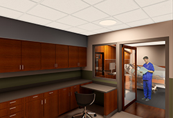 Construction slated to start in the late fall of 2018 on new F.F. Thompson Hospital ICU