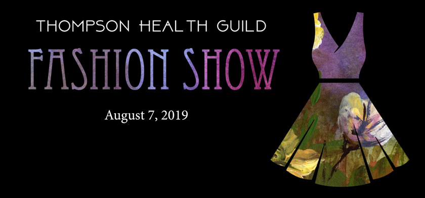 Thompson Guild Fashion Show, August 7, 2019 at Sonnenberg Gardens and Mansion