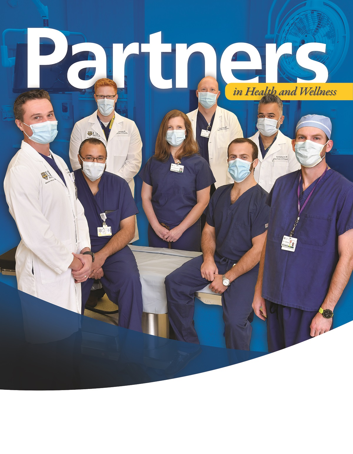 Partners Magazine Cover