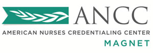 ANCC logo - American Nurses Credentialing Center Magnet