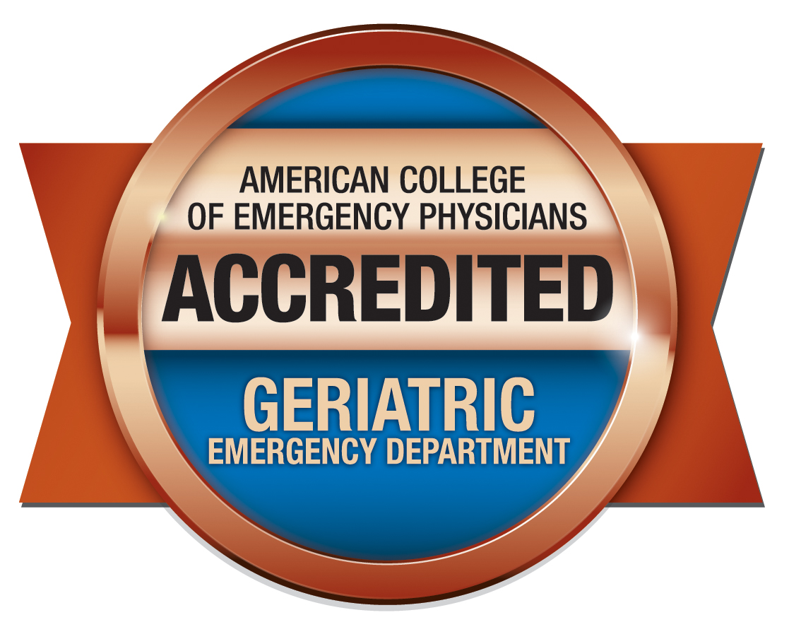The American College of Emergency Physicians - Geriatric Emergency Department Accreditation