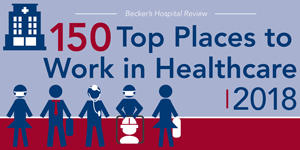 150 Top Places to Work