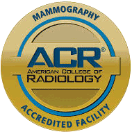 ACR Mammography Accredited Facility Seal