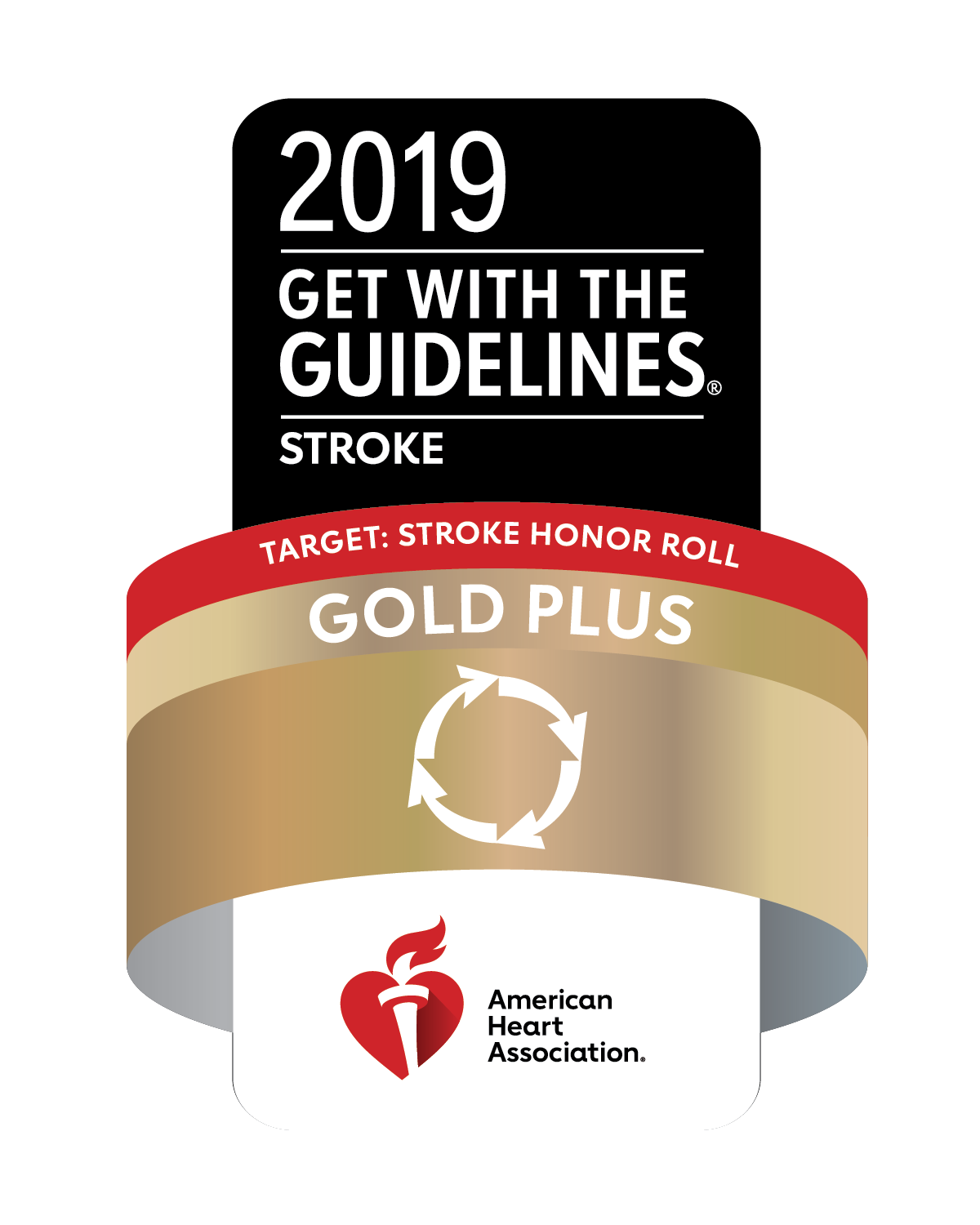 Get With the GuidelinesSM Gold Plus for Stroke
