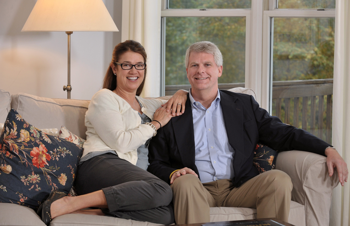 Kelly and Brian Meath, George Eastman Circle member