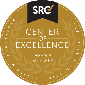 Gold Seal for Centers of Excellence in Hernia Surgery