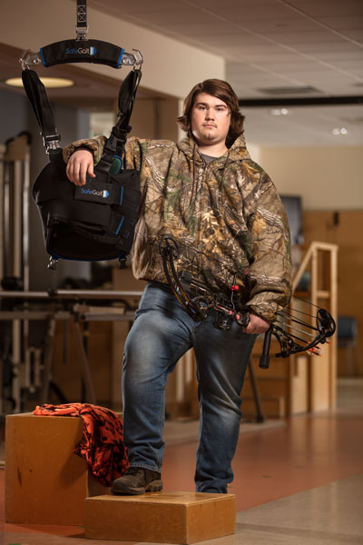 Nick Albrecht - outdoorsman
