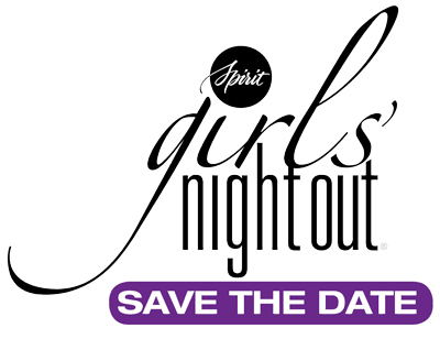 2014 Girls Night Out Save the Date