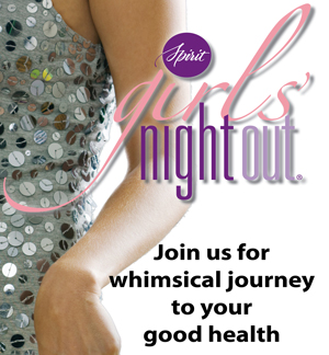 Spirit of Wome Girls Night Out
